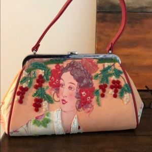 Vintage Rare Isabella Fiore Purse